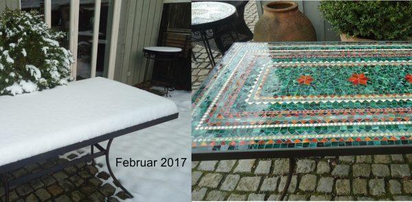 Frostsicher und Winterhart