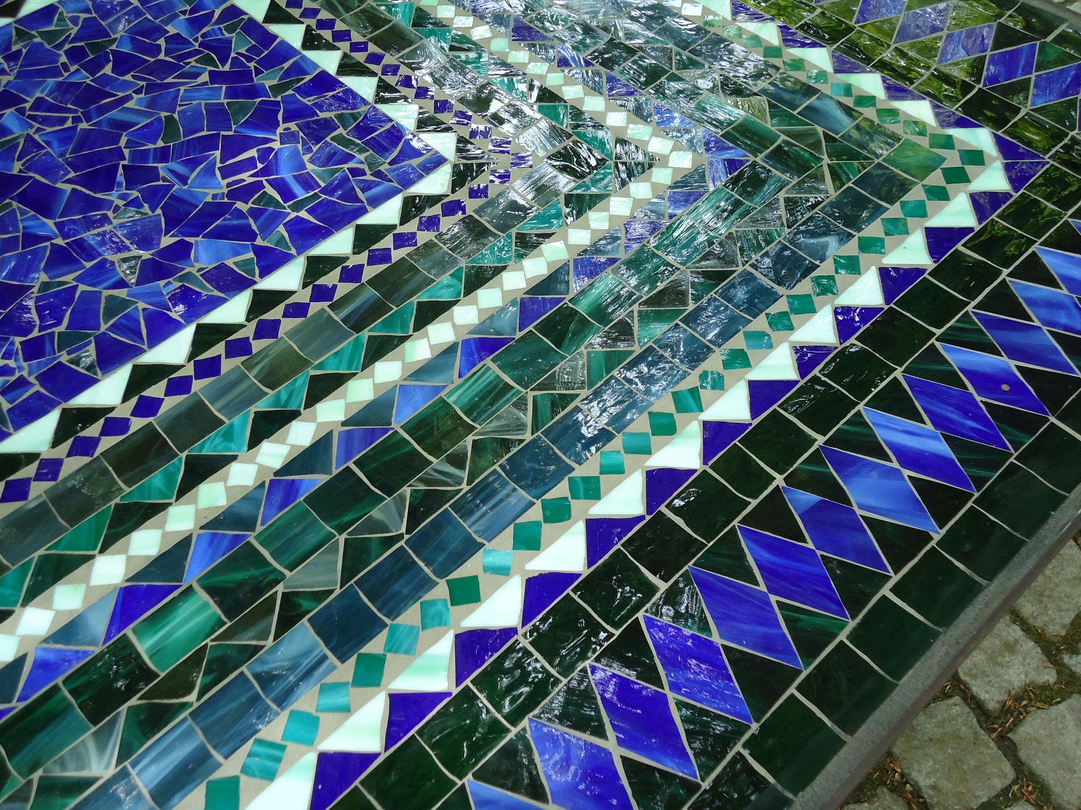 Mosaiktisch (Nr. 36)