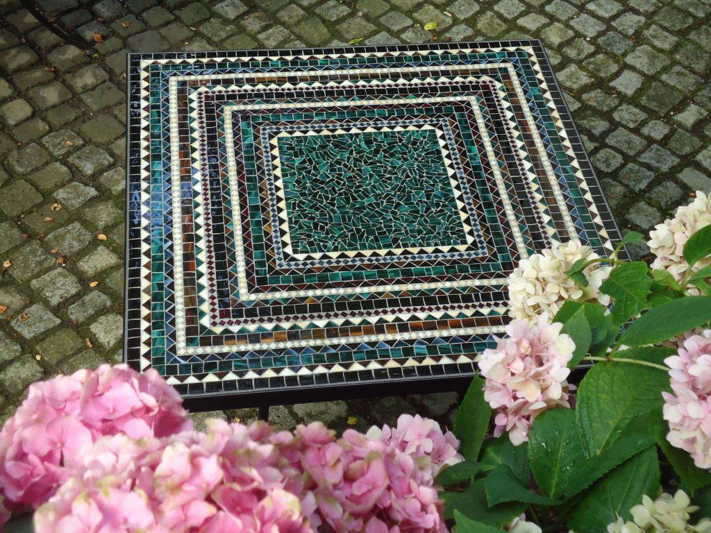 Mosaiktisch (quadratisch, Nr. 39)