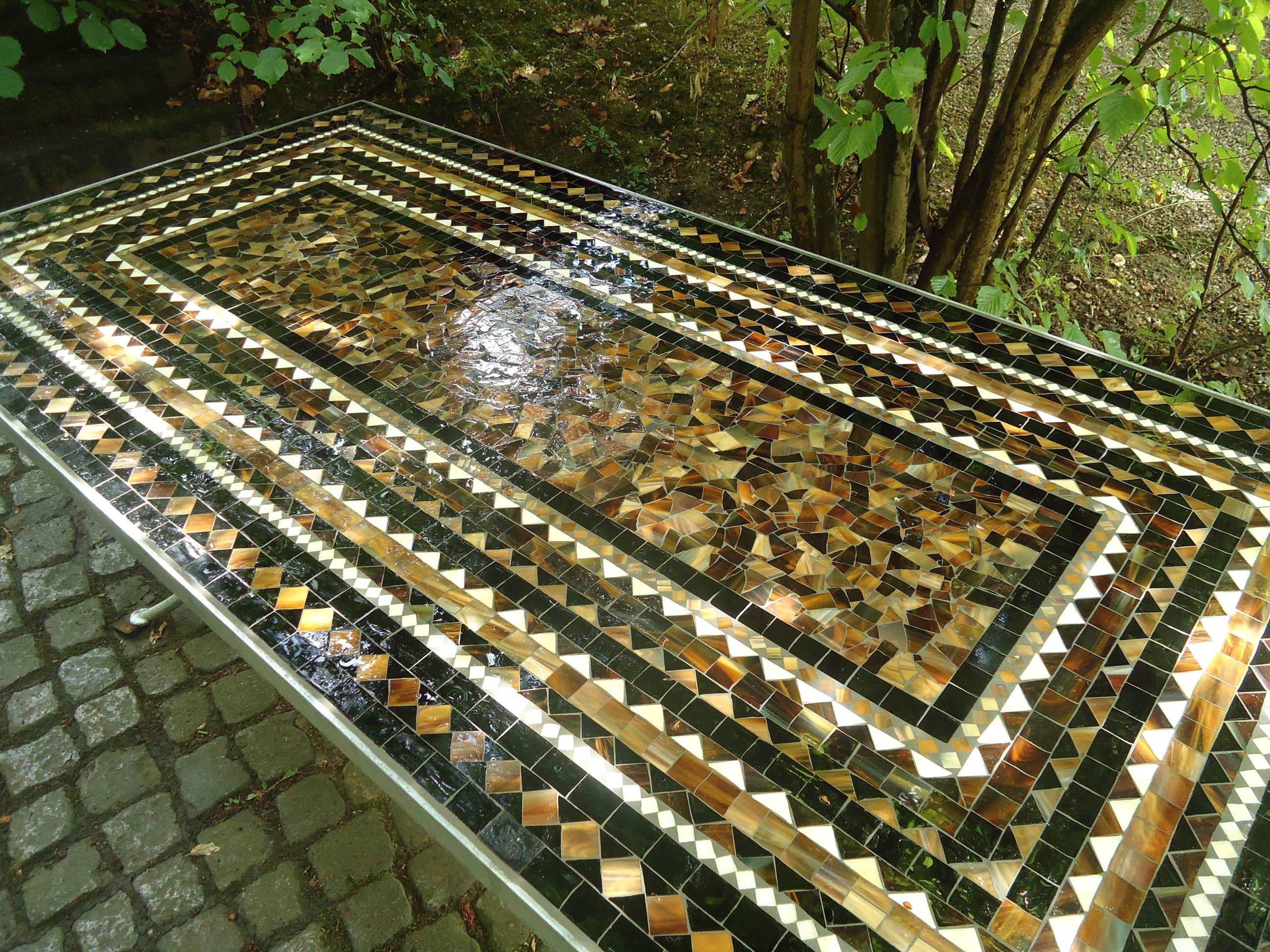 Mosaiktisch (Nr. 40)