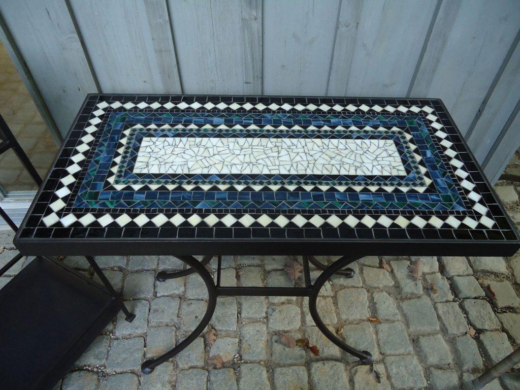 Mosaiktisch (Nr. 47)
