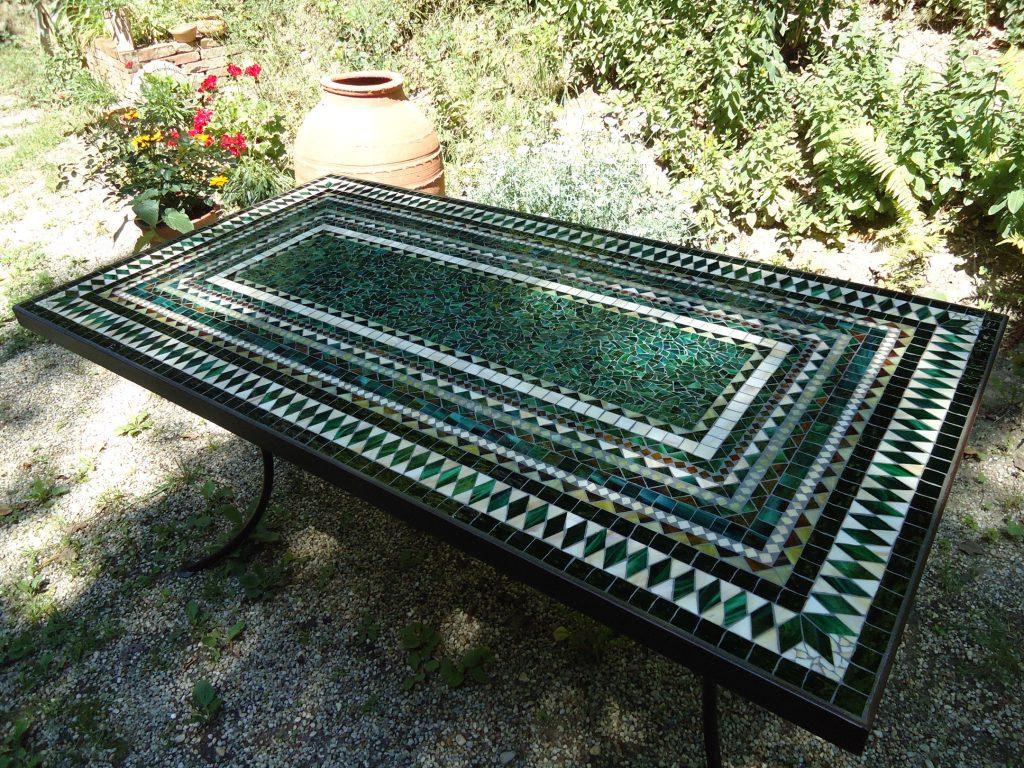 Mosaiktisch (Nr. 54)
