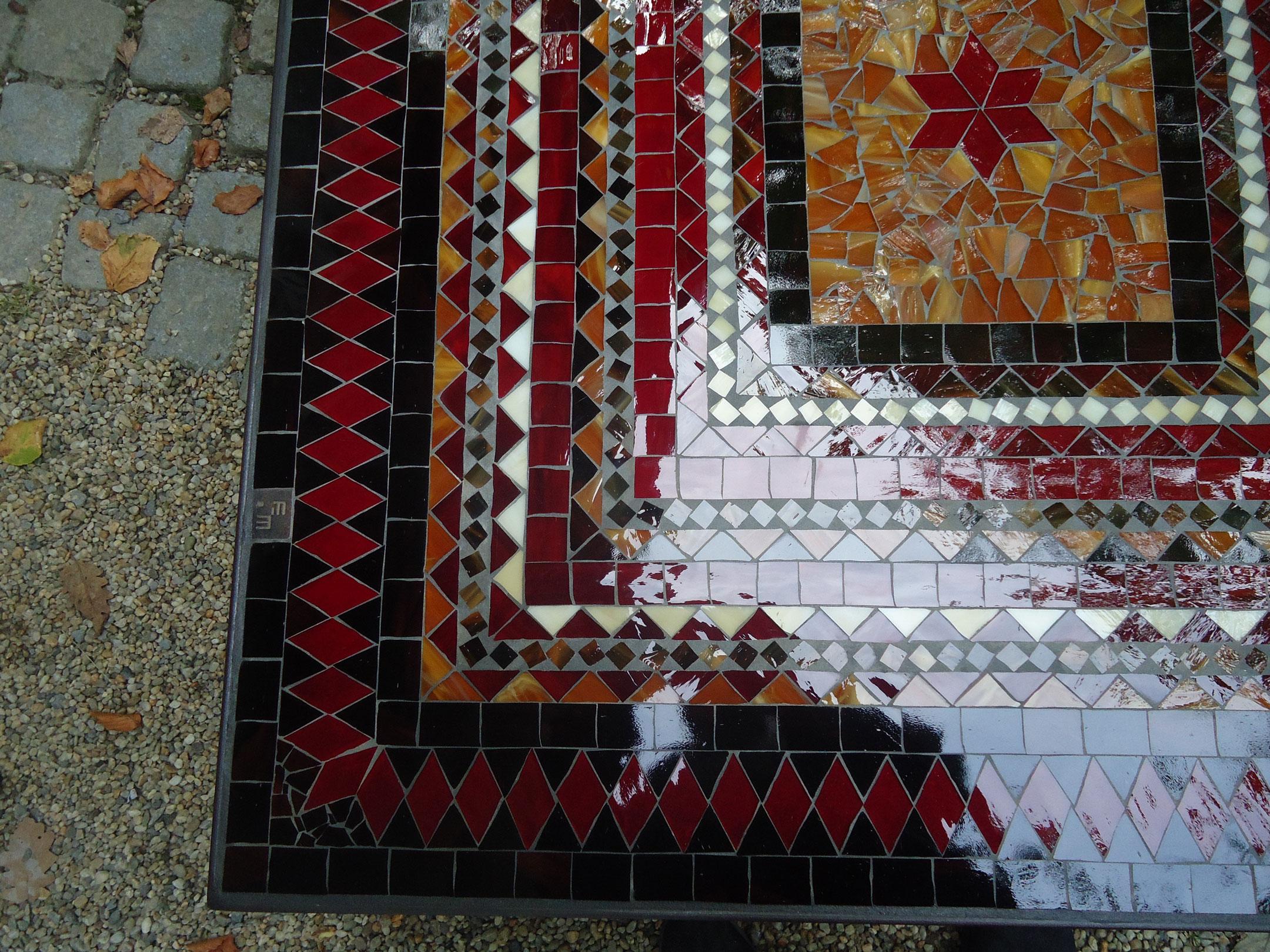 Mosaiktisch (Nr. 68)