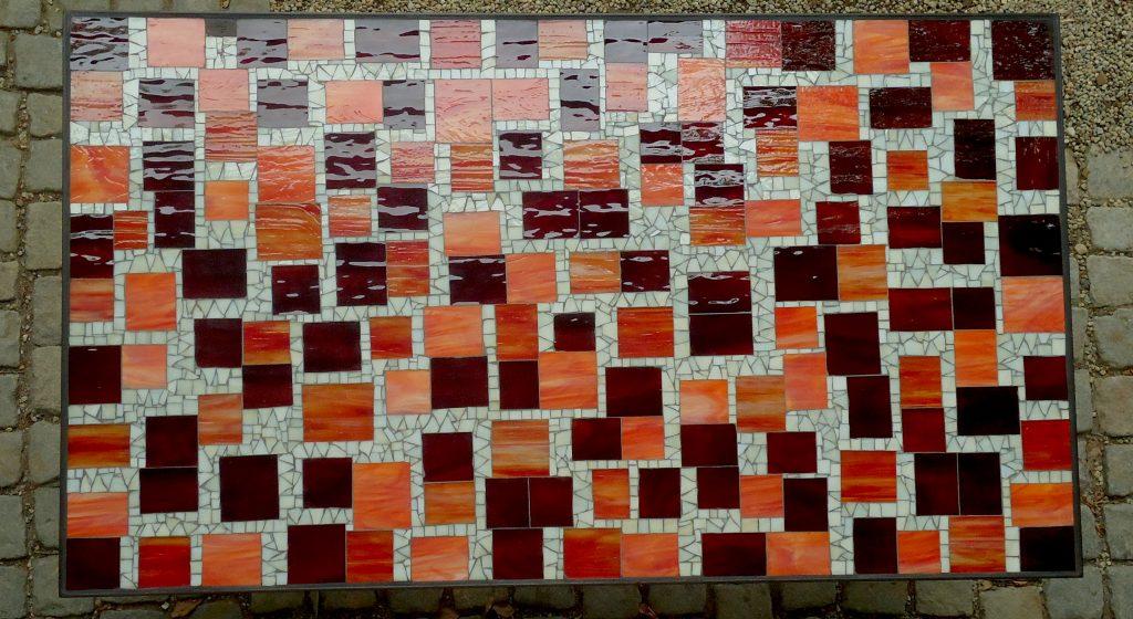 Mosaiktisch (Nr. 101)